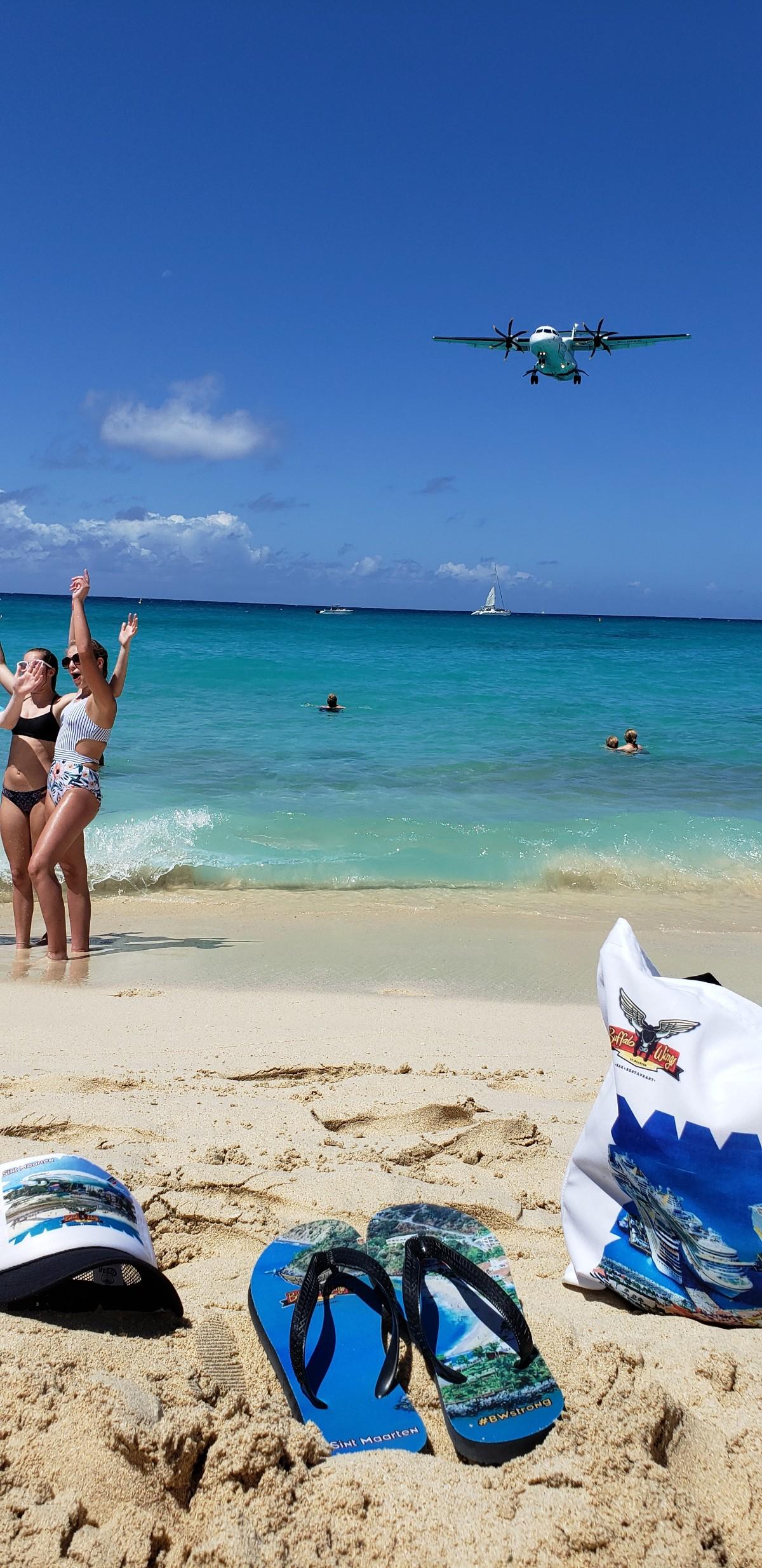maho beach sxm